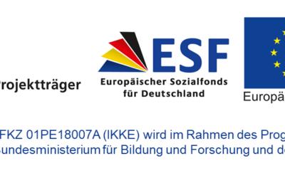 """Bundesprojekt """"IKKE – Inklusive Küche 4.0"""" im Rahmen des BMBF-Programmes """"Digitale Medien in der beruflichen Bildung"""""""