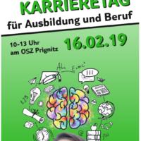 Die BBZ Berufsbildungszentrum Prignitz GmbH beim 5. Karrieretag!